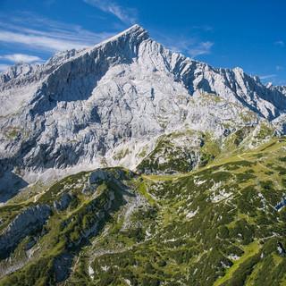 Danke Alpenplan Kampagne Alpspitze. Foto: Jörg Bodenbender
