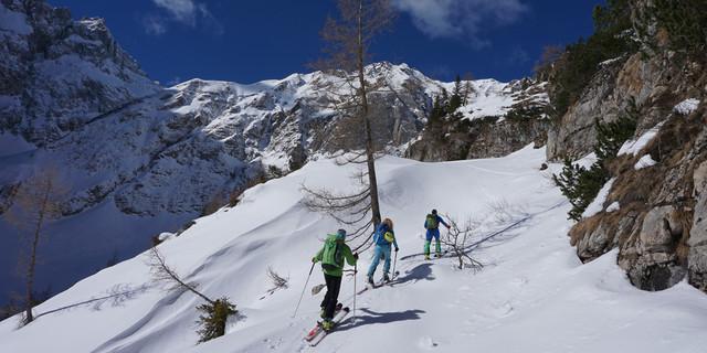 Impressionen: Skitouren im Lesachtal