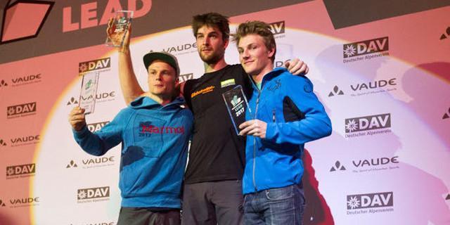 Deutsche Meisterschaft Lead 2017 in Hilden, Foto: DAV/Vertical Axis