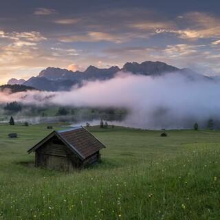 Mystische Nebelschwaden bieten Raum für zahlreiche Legenden. Foto: Timm Humpfer
