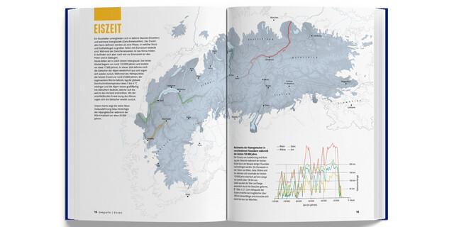 Das Alpenbuch - aus dem Kapitel Geografie