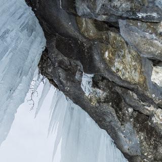 Ludwig im Wasserfall