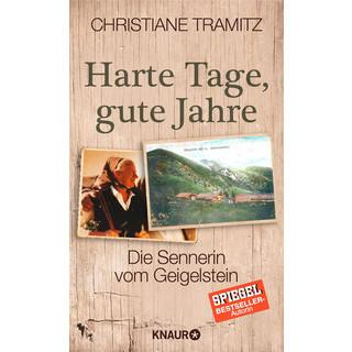 Harte Tage, gute Jahre-Christiane Tramitz-Titel