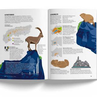 MarmotaMaps Alpenbuch 06.Tiereweb