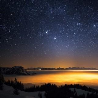 Nebelmeer von Jonathan Besler