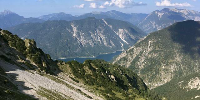 Bilder zur Karte Wetterstein und Mieminger Gebirge