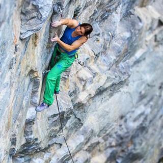 "Foto aus dem Kalender ""Best of Klettern 2018"""