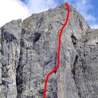 Westwand der Maukspitze, Foto: Christian Rauch