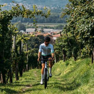 Die Gravelbike Experience hält idyllische Passagen bereit. Foto: Basso Bikes