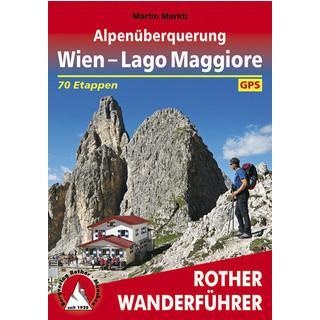 Martin Marktl, Alpenüberquerung Wien - Lago Maggiore
