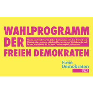Grafik: FDP