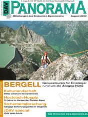 DAV Panorama 4/2002 Bergell