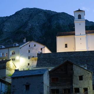 Simplon Dorf – die alte Ortschaft ruht in sich selbst. Foto: Iris Kürschner