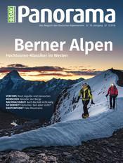 DAV Panorama 3/2018 Berner Alpen