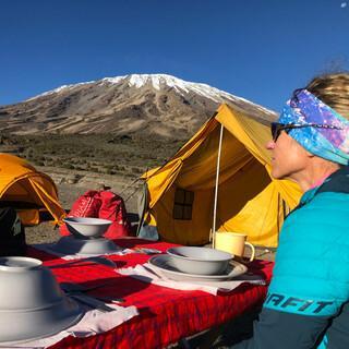 Der Kilimandscharo ist in vielerlei Hinsicht beeindruckend. Foto: privat