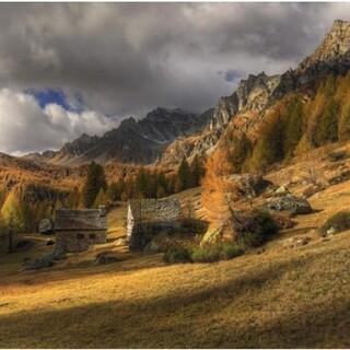 Magisches Farbenspiel im Herbst, Foto: www.deveronaturalmente.org