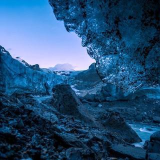 Eis am Großglockner, Foto: DAV/Silvan Metz