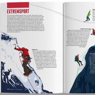 Das Alpenbuch - aus dem Kapitel Bergsport