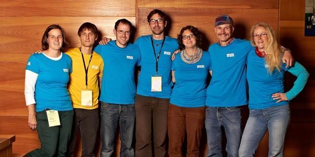 Ressort Jugend beim BJLT 2013 in Köln, Foto: Ben Spengler