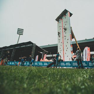 Die Location: Das Vonovia Ruhrstadion in Bochum. Foto: DAV/Vertical Axis