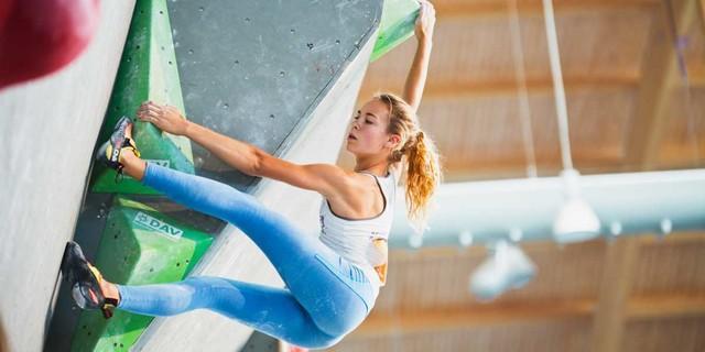 Deutsche Meisterschaft Bouldern 2018
