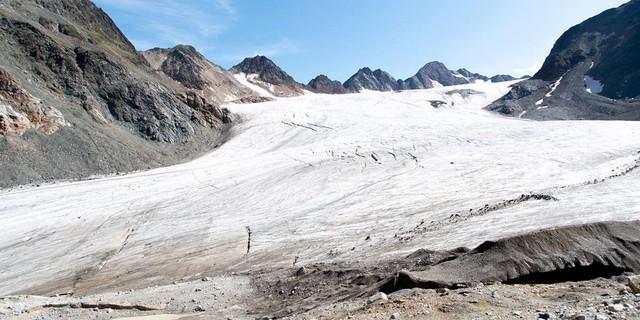 """Das """"Projektgebiet"""" zur Verbindung von Pitztal und Ötztal, Foto: WWF/Vincent Sufiyan"""