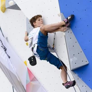 An den langen Routen war Klettertechnik gefragt (Foto: Andrey Kindin)