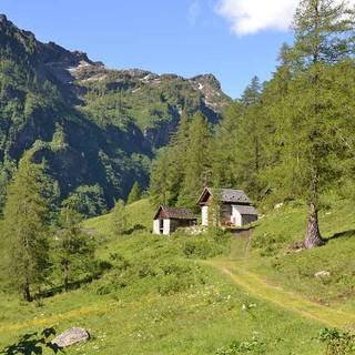 Alpenlandschaft im Tessin, Foto: JDAV/Daniel Sautter