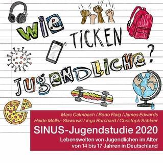 Cover der Sinus-Studie 2020, Foto: Bundeszentrale für politische Bildung