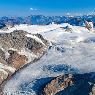 #unsereAlpen Gepatschferner Gletscherbericht