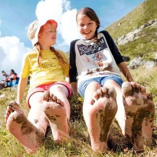 Mit Kindern auf Hütten, Hans Herbig