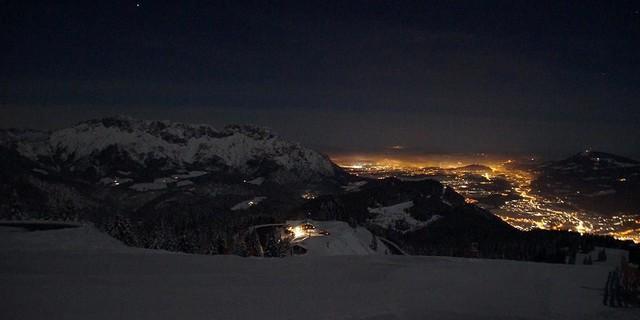 Rossfeld bei Nacht, Foto: JDAV Knotenpunkt