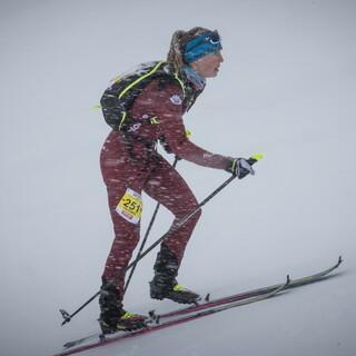 Antonia Niedermaier gehört zu den DAV Medaillenhoffnungen im Vertical bei den U18 Damen - Foto: ISMF/ Maurizio Torri