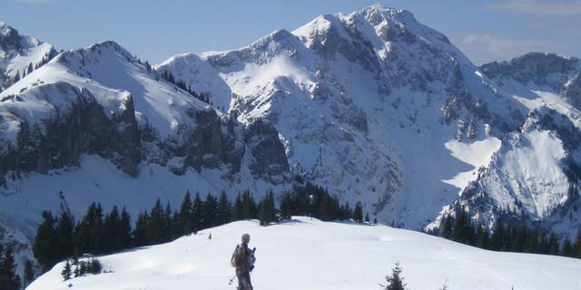 Bilder Ammergebirge West