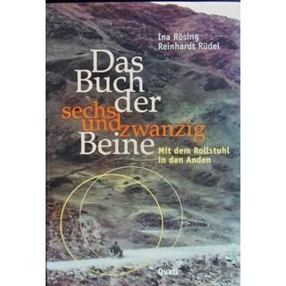 Cover Ina Rösing Das Buch der sechsundzwanzig Beine