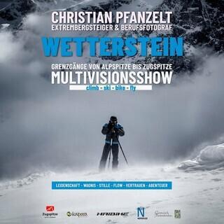 Christian Pfanzelt kämpfte sich zu jeder Jahreszeit drei Jahre lang von der Alpspitze bis zur Zugspitze. Foto: Christian Pfanzelt.