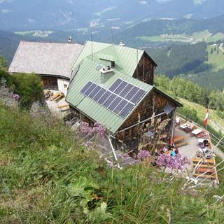 Purtscheller Haus, Foto: Elektro-Mechanik Meisl GmbH