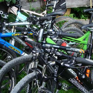 Mountainbikes - für jeden gibt es ein Bike.