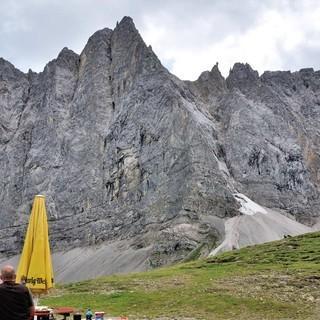Herzogkante von der Falkenhütte, Foto: Christian Rauch