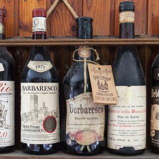 Das Hotel am Colle San Bernardo erfreut mit den berühmten Weinen des Piemont. Foto: Ingo Röger
