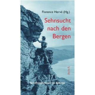 Buchcover Frau Bergsteigen: Sehnsucht nach den Bergen