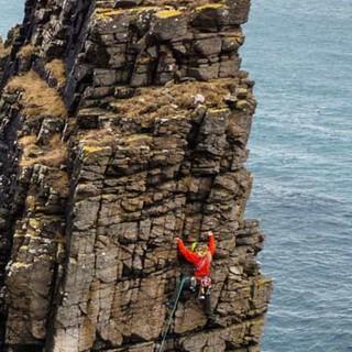Der DAV-Expeditionskader Männer 2018 im Trainingscamp in Schottland, Foto: Michi Wärthl