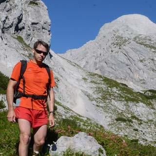 Wünsche gut zu Fuß zu sein: Der Weg zur Maurerscharte ist schon recht alpin…
