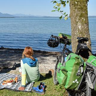 Picknick am Chiemsee, Foto: Thorsten Brönner