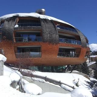 Chesa Futura, Sankt Moritz, 2000-2004 www