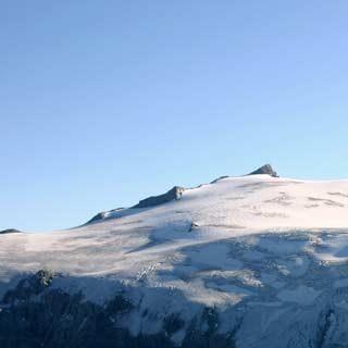 Ankogel und Tischlerspitzen - Wie lange noch? Laut Klimaprognosen dürften die Gletscher an Ankogel und Tischlerspitzen das Jahr 2100 wohl kaum mehr erleben.