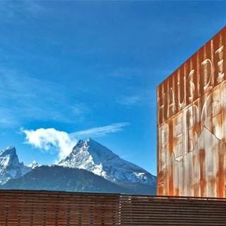 """""""Haus der Berge"""" - Informationszentrum des Nationalparks Berchtesgaden"""