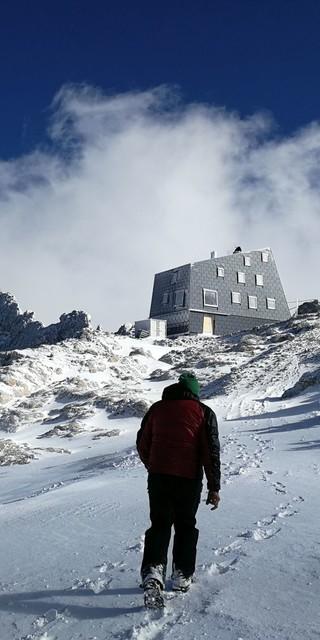 Aufstieg zur Seethalerhütte, Fotograph: Alpenverein Austria