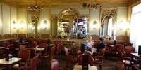 Cuneo glänzt mit hervorragender Gastronomie in gepflegten Cafés und hervorragenden Restaurants. Foto: Joachim Chwaszcza