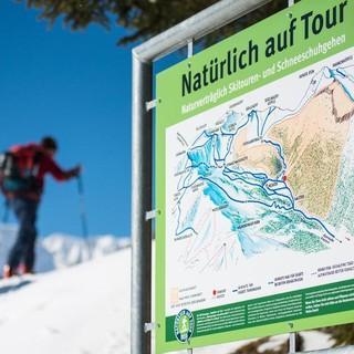 Skibergsteigen umweltfreundlich | Foto: DAV/Daniel Hug